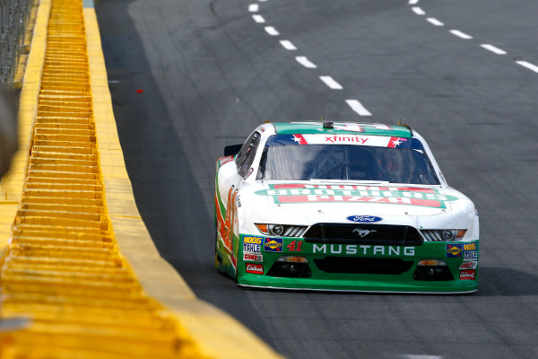 NASCAR Xfinity Series Hisense 4K TV 300 Charlotte Motor Speedway, Concord, NC USA Thursday 25 May 2017 Kevin Harvick, Hunt Brothers Pizza Ford Mustang World Copyright: Lesley Ann Miller LAT Images