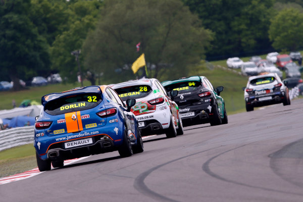 2017 Renault Clio Cup, Oulton Park, 20th-21st May 2017, James Dorlin (GBR) Westbourne Motorsport Renault Clio Cup World copyright. JEP/LAT Images