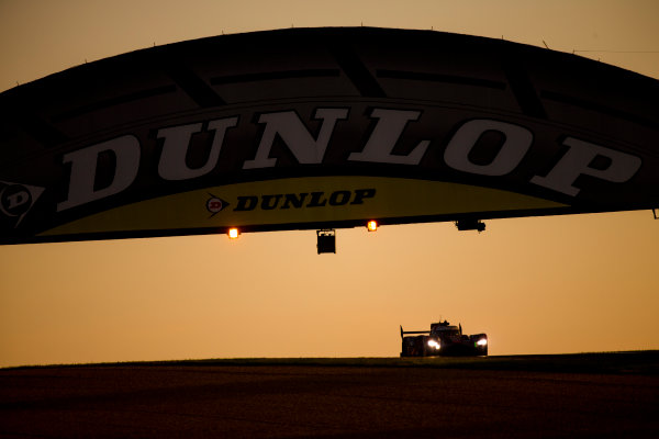 2016 Le Mans 24 Hours. Circuit de la Sarthe, Le Mans, France. Saturday 18 June 2016. Audi Sport Team Joest / Audi R18 - Lucas Di Grassi (BRA), Loic Duval (FRA), Oliver Jarvis (GBR).  World Copyright: Zak Mauger/LAT Photographic ref: Digital Image _79P7590