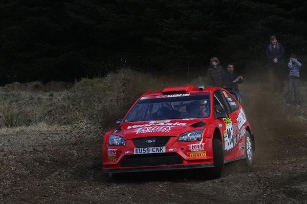 Pirelli International Rally, 17th-18th April 2009,Paul Bird/Ian Windress Ford Focus WRCWorld copyright: Jakob Ebrey/LAT Photographic