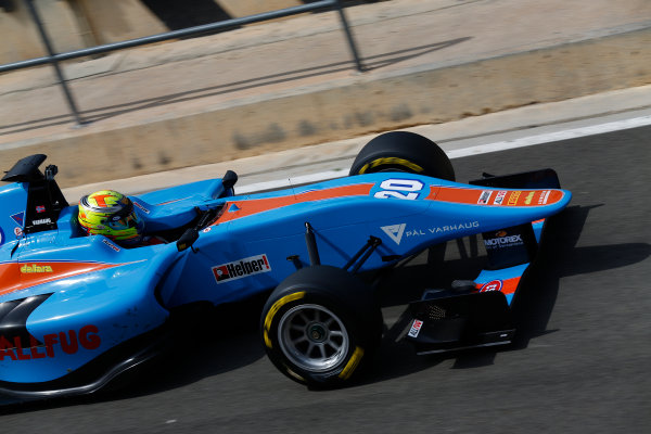 2015 GP3 Series Test 2 - Circuit Ricardo Tormo, Valencia, Spain. Friday 10 April 2015. Pal Varhaug (NOR, Jenzer Motorsport)  Photo: Sam Bloxham/GP3 Series Media Service. ref: Digital Image _SBL5282