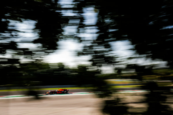 Hungaroring, Budapest, Hungary.  Wednesday 02 August 2017. Pierre Gasly, Red Bull Racing RB13 TAG Heuer. World Copyright: Zak Mauger/LAT Images  ref: Digital Image _54I9007