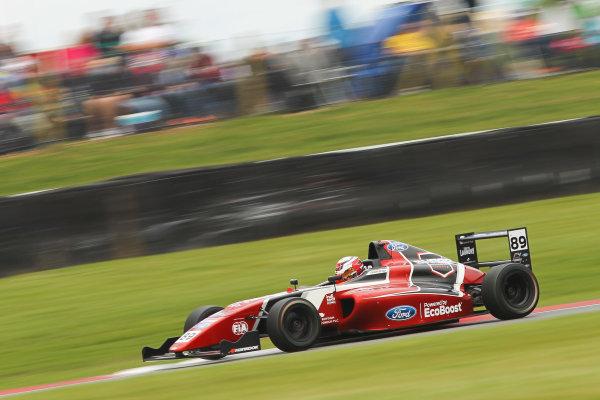2017 British F4 Championship,  Snetterton. 29th-30th July 2017, Jamie Sharp (GBR) Sharp Motorsport British F4 World copyright. JEP/LAT Photographic