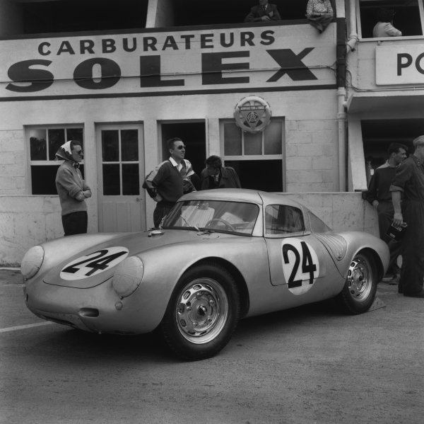 Le Mans, France. 28th - 29th July 1956.