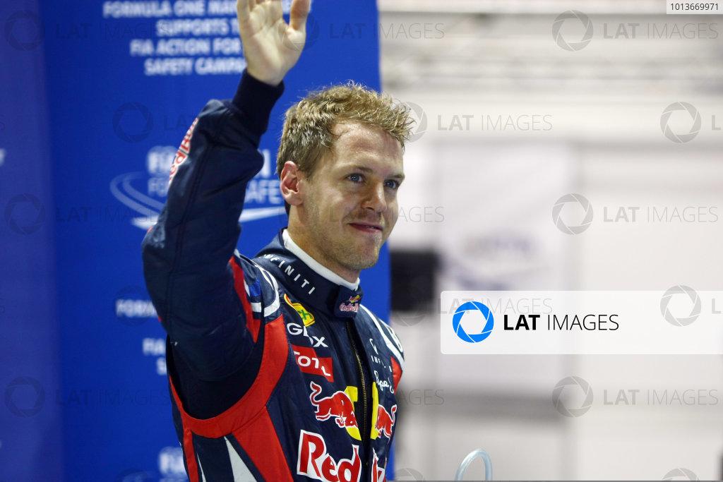 2011 Singapore Grand Prix - Saturday