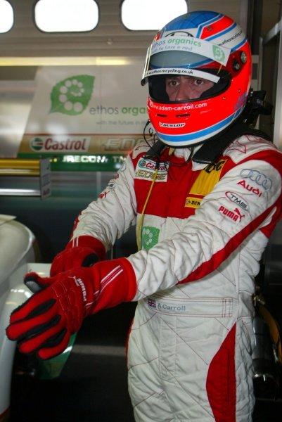Adam Carroll (GBR) Abt Sportsline DTM Championship, Brands Hatch, England.10th June 2007DIGITAL IMAGE