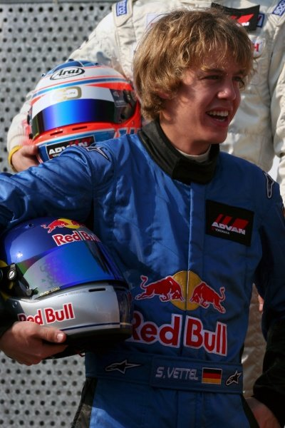 Sebastian Vettel (GER) ASM F3. 52nd Macau Grand Prix, Qualifying  Race Day, Guia Circuit, Macau, China, 17-20 November 2005. DIGITAL IMAGE
