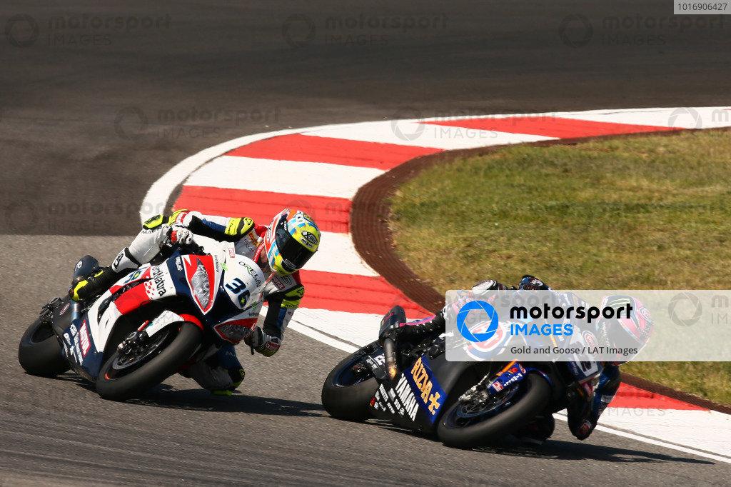 Alex Lowes, Pata Yamaha, Leandro Mercado, Orelac Racing Team.