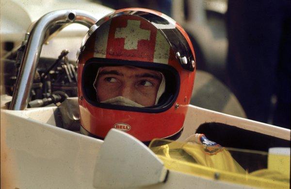 1971 Formula 1 World Championship.Jo Siffert.Ref-S6A 03.World - LAT Photographic