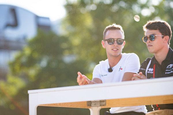HUNGARORING, HUNGARY - AUGUST 01: Anthoine Hubert (FRA, BWT ARDEN) during the Hungaroring at Hungaroring on August 01, 2019 in Hungaroring, Hungary. (Photo by Joe Portlock / LAT Images / FIA F2 Championship)