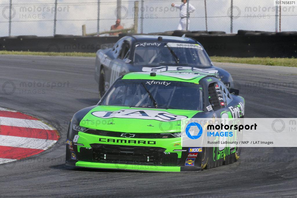 #8: Regan Smith, JR Motorsports, Chevrolet Camaro Fire Alarm Services Inc.
