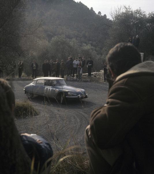 Marcel Lavalle / Praly, Citroen DS 21.