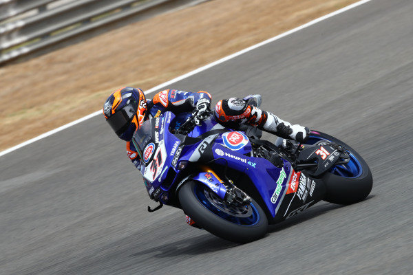 Garrett Gerloff, GRT Yamaha.