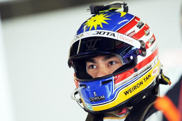 #37 Jackie Chan DC Racing Oreca 07 Gibson: Weiron Tan