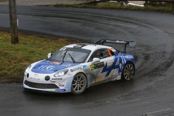 Cedric Robert (FRA), Alpine A110 GT