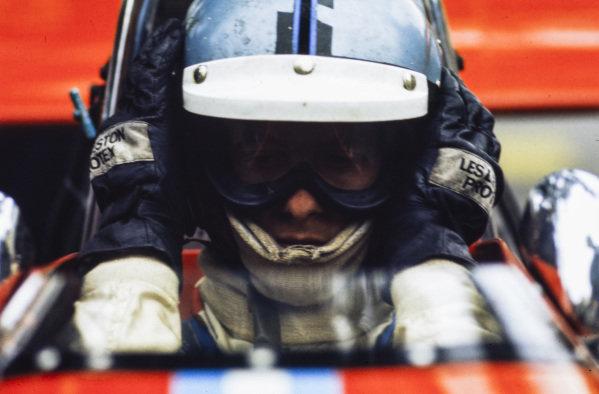 Piers Courage, De Tomaso 308 Ford.