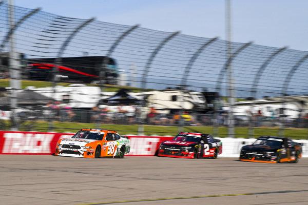#98: Chase Briscoe, Stewart-Haas Racing, Ford Mustang Nutri Chomps/Bomgaars