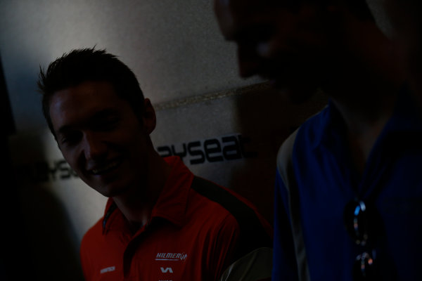 2014 GP3 Series. Round 8.   Sochi Autodrom, Sochi, Russia.  Friday 10 October 2014. Nelson Mason (CAN, Hilmer Motorsport)  Photo: Sam Bloxham/GP3 Series Media Service. ref: Digital Image _SBL6718