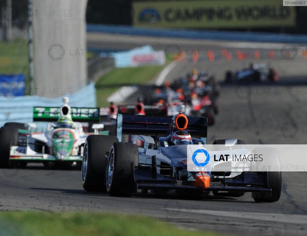 2010 IRL IndyCar Watkins Glen