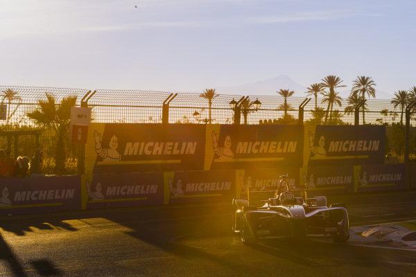 2017/2018 FIA Formula E Championship.Round 3 - Marrakesh ePrix.Circuit International Automobile Moulay El Hassan, Marrakesh, Morocco.Saturday 13 January 2018.Alex Lynn (GBR), DS Virgin Racing, DS Virgin DSV-03.Photo: Alastair Staley/LAT/Formula Eref: Digital Image _MGL1982