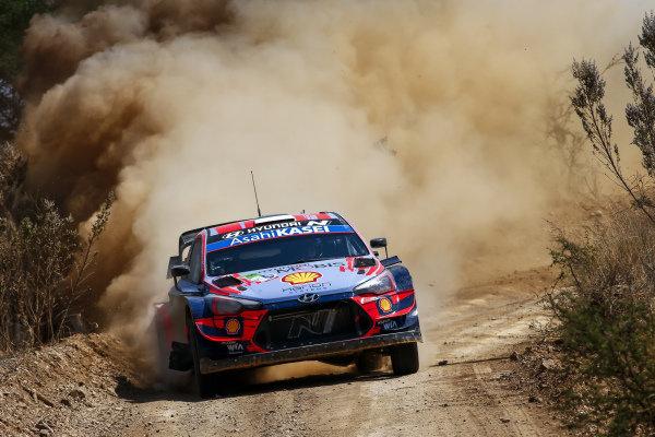 Ott T?nak, Martin J?rveoja, Hyundai Motorsport Hyundai i20 Coupe WRC