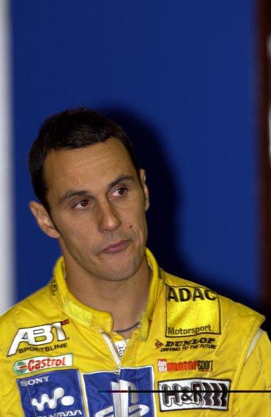 2002 DTM Championship - Zandvoort, Holland. Sep 28 - 29. World Copyright: Marco Miltenburg/LAT Photographic