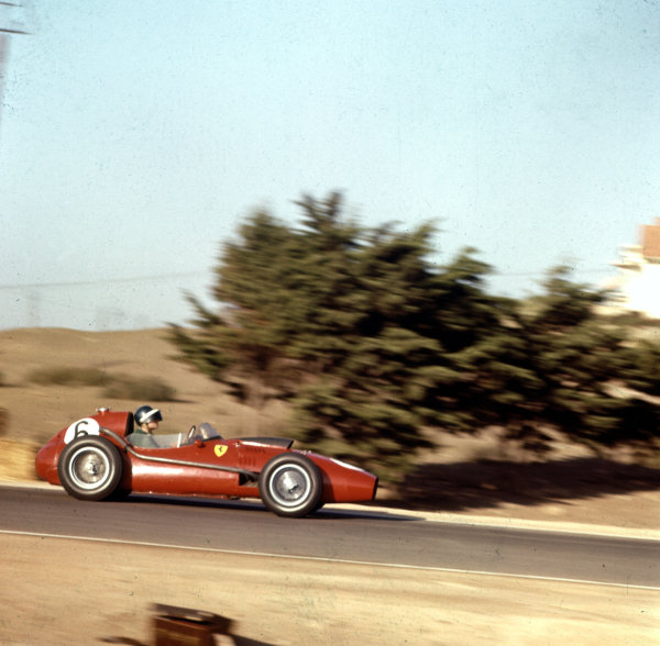1958 Moroccan Grand Prix.