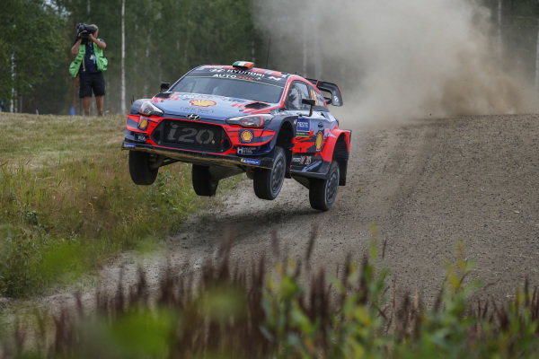 Craig Breen (IRE), Hyundai World Rally Team, Hyundai i20 Coupe WRC 2019