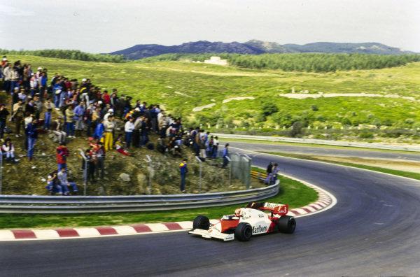 Niki Lauda, McLaren MP4-2 TAG.