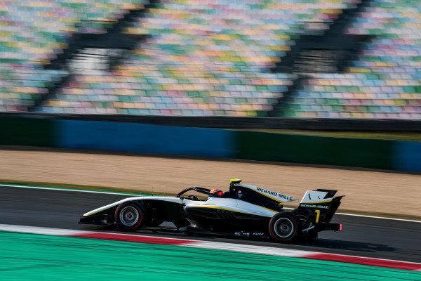 Christian Lundgaard DNKART Grand Prix