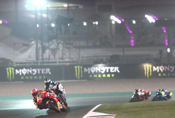 Marquez, Qatar MotoGP 2019