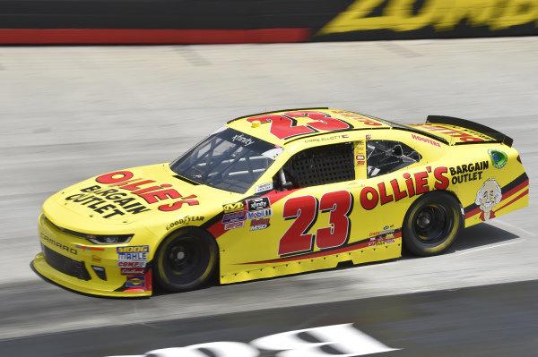 #23: Chase Elliott, GMS Racing, Chevrolet Camaro Ollie's Bargain Outlet