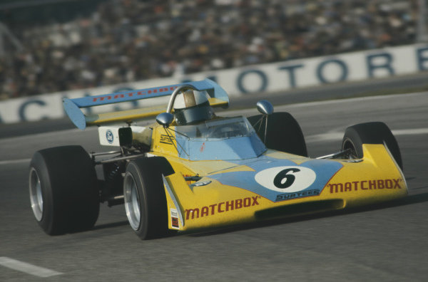 Mike Hailwood, Matchbox Team Surtees, Surtees TS10 Ford.