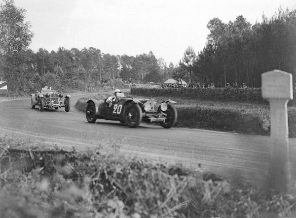 1934 Le Mans 24 hours.