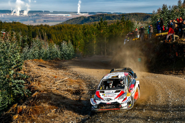 FIA World Rally Championship 2019 / Round 06 / Rally Chile / 9th-12th May, 2019 // Worldwide Copyright: McKlein