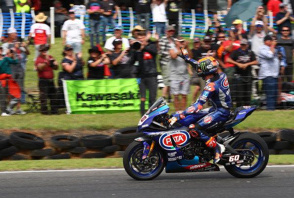 Michael van Der Mark, Pata Yamaha.