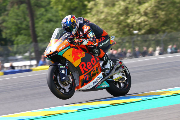 2017 Moto2 Championship - Round 5 Le Mans, France Friday 19 May 2017 Miguel Oliveira, Red Bull KTM Ajo World Copyright: Gold & Goose Photography/LAT Images ref: Digital Image 670551