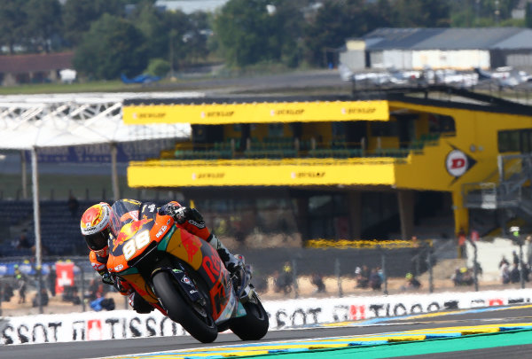 2017 Moto2 Championship - Round 5 Le Mans, France Friday 19 May 2017 Ricard Cardus, Red Bull KTM Ajo World Copyright: Gold & Goose Photography/LAT Images ref: Digital Image 670545