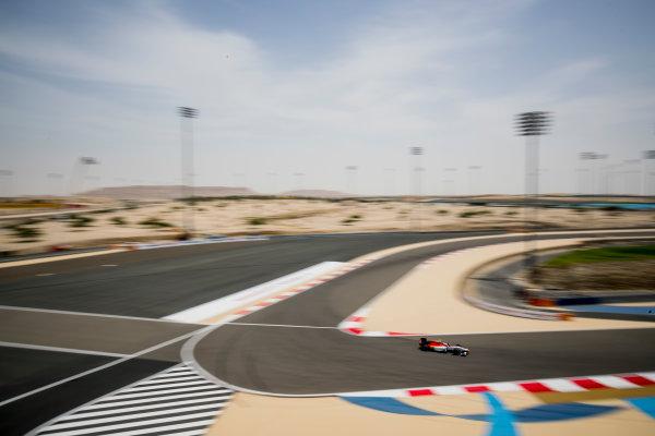2017 FIA Formula 2 Round 1. Bahrain International Circuit, Sakhir, Bahrain.  Friday 14 April 2017. Stefano Coletti (MON, Campos Racing)  Photo: Zak Mauger/FIA Formula 2. ref: Digital Image _56I9781