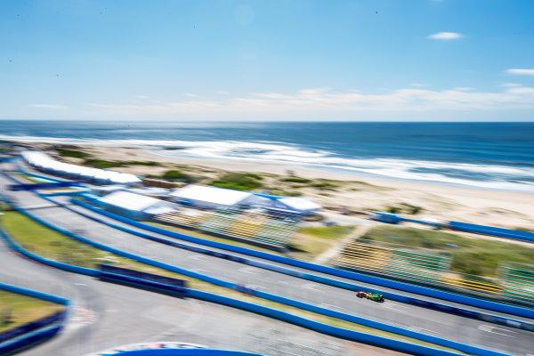 2015/2016 FIA Formula E Championship. Testing, Punta del Este, Uruguay. Sunday 20 December 2015. Lucas Di Grassi (BRA), ABT Audi Sport FE01. Photo: Zak Mauger/LAT/Formula E ref: Digital Image _L0U9581