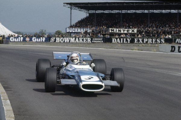 Silverstone, Great Britain 17-19 July 1969.