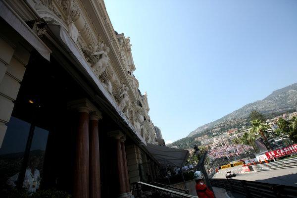 Monte Carlo, Monaco26th May 2011Narain Karthikeyan, HRT F111 Cosworth. Action. World Copyright: Andy Hone/LAT Photographicref: Digital Image CSD_3458
