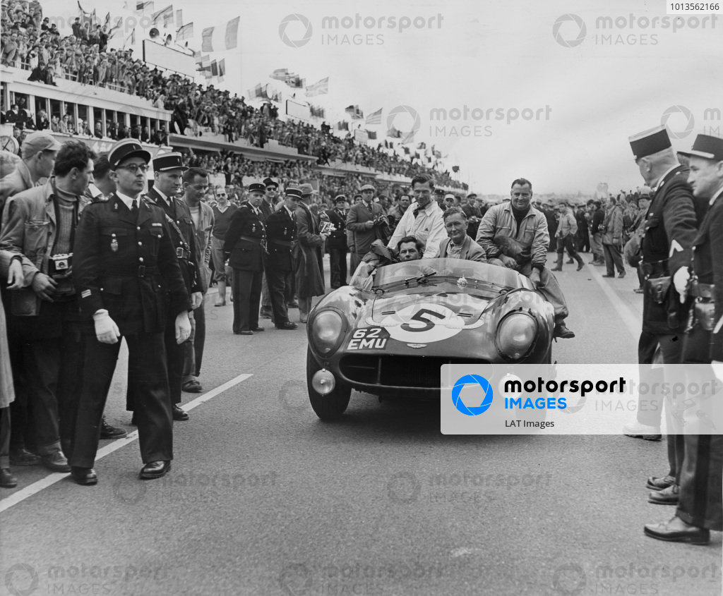 Le Mans, France. 22nd June 1958.