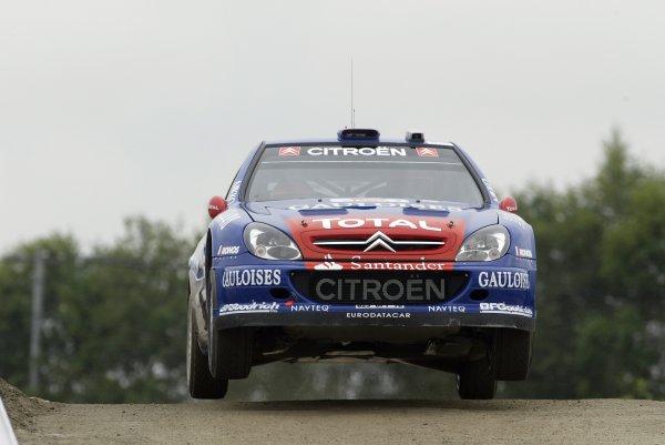 2006 FIA World Rally Champs. Round 6Rally Japan. 1st-3rd September 2006Dani Sordo, Citroen, actionWorld Copyright: McKlein/LAT