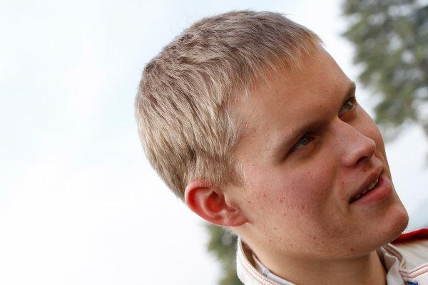 Round 13 Wales Rally GB. 10th-13th November 2011.Ott Tanak, Ford WRC, Portrait.Worldwide Copyright: McKlein/LAT