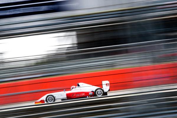 2017 BRDC British Formula 3 Championship,  Silverstone, 11th-12th June 2017, Nicolai Kjaergaard (DEN) Fortec Motorsports BRDC F3. World copyright. JEP/LAT Images