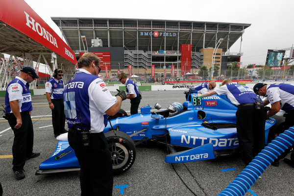 Verizon IndyCar Series Honda Indy Toronto Toronto, ON CAN Friday 14 July 2017 Tony Kanaan, Chip Ganassi Racing Teams Honda World Copyright: Phillip Abbott LAT Images ref: Digital Image abbott_toronto_0717_0073
