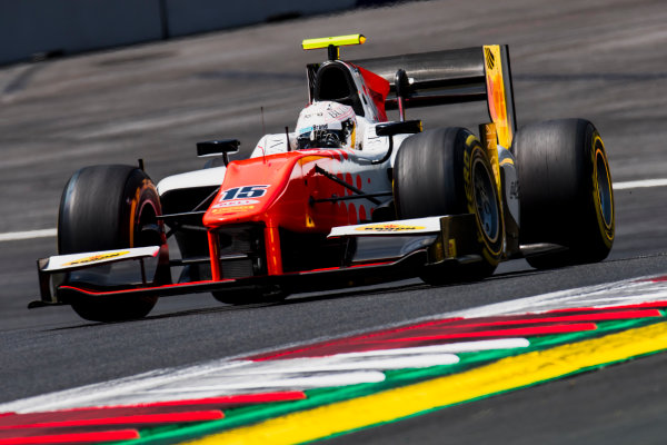 2017 FIA Formula 2 Round 5. Red Bull Ring, Spielberg, Austria. Friday 7 July 2017. Jordan King (GBR, MP Motorsport).  Photo: Zak Mauger/FIA Formula 2. ref: Digital Image _56I0669