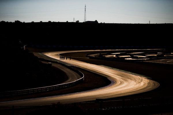 2017 GP3 Series Round 7.  Circuito de Jerez, Jerez, Spain. Thursday 5 October 2017. A view of the track. Photo: Zak Mauger/GP3 Series Media Service. ref: Digital Image _X0W9318