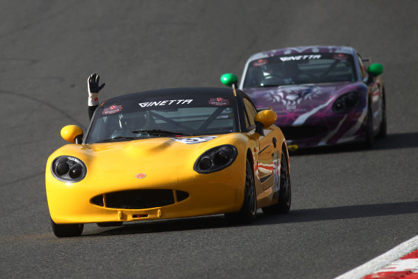 2017 Ginetta GRDC Plus,  Brands Hatch, 5th-6th August 2017, Rob Keogh  World Copyright. JEP/LAT Images